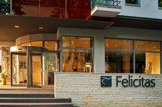 Spa Hotel Felicitas - Entrance