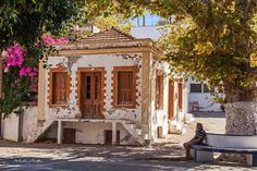 Kritinia, a beautiful picturesque village of Rhodes, photo by A. Rhodes, Gazebo, Greece, Outdoor Structures, Beautiful, Greece Country, Deck Gazebo, Cabana, Arbors