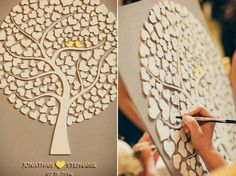 Wedding *: Tree of heart's *****
