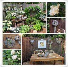 <p> ...konnte ich bei schönstem Wetter meine neue Sitzecke- und den Garten in vollen Zügen genießen. Ich wünsche Euch ein sonniges und gesundes Wochenende, Gudrun </p>