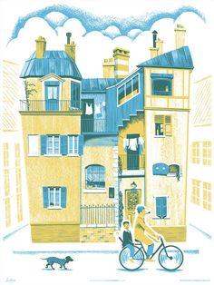 """Alex Pearson - """"A Ride Through Town"""""""