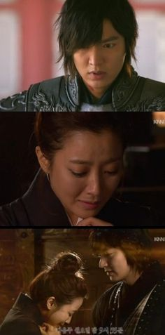 The Great Doctor, aka Faith (K-Drama), Lee Min Ho and Kim Hee Sun