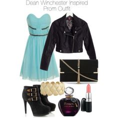 A fashion look from May 2014 featuring night out dresses, bebe and heeled booties. Browse and shop related looks. Tv Show Outfits, Prom Outfits, Fandom Outfits, Girl Outfits, Cute Outfits, Fashion Outfits, Womens Fashion, Prom Dresses, Female Outfits