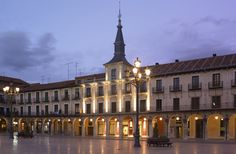 León Plaza Mayor