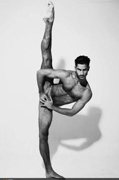 #Dance #Photography The masculinity and athleticism of the male dancer quashes the old stereotype of the effeminate and soft
