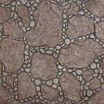 Concrete Stamps Five Point Star 4 Ft Diameter Concrete