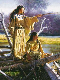 *Daughters of nature...Alfredo Rodriguez(1954)