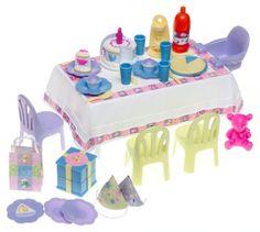 Amazon.com: Barbie Happy Family Baby's 1st Birthday Playset: Toys & Games Happy Birthday Jesus, Baby 1st Birthday, Frozen Birthday Party, Barbie Chelsea Doll, Barbie Happy Family, Barbie Playsets, Barbie Fashionista Dolls, Family Birthdays, Miniature Crafts