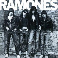 The Ramones poster that Kiera got for Kellan's room ❤