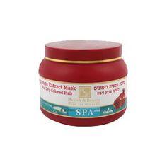 Health & Beauty - Vlasová maska s extraktom z granátového jablka 250 ml