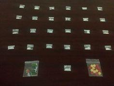 Detienen a presuntos narcomenudistas en Agua Santa