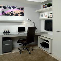 Nice Top Home Office Ideas Info http://freshouz.com/home-office-ideas-2/