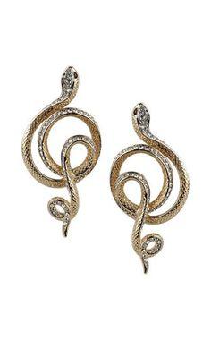 Earrings Women - Bijoux Women on Roberto Cavalli Online Store