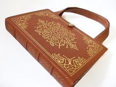 Book Purse Gulliver's Travels Book Handbag by retrograndma on Etsy