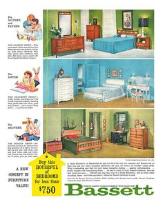 1961 Bassett Ad | Flickr   Photo Sharing!