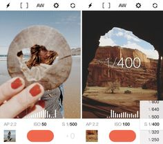 The Manual App Gives You Full Manual Control of All Your iPhone's Camera Settings