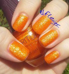 30DoCC- orange