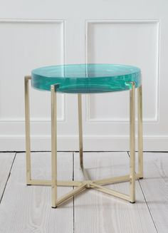 amazing side table!!!! http://theapartment.dk/2014/02/coffee-table-6/