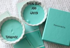 How To Make Tiffany Blue Royal Icing by Sweet Sugarbelle