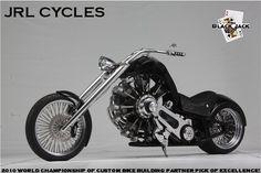 JRL cycles 'Blackjack' radial engine motorcycle Radial Engine, Moto Bike, Street Bikes, Dieselpunk, Cool Bikes, Bikers, Cars Motorcycles, Transportation, Automobile