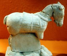 El Cigarralejo, Iberian site, Mula Horse have been depicted many times in Iberian sculture,not just as exvotos,and as the whole culture of the Iberians is geared towards agricultural production,,it it likely that there was some sort of cult linked to the symbology of horses. 2nd cent BC