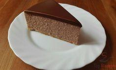 Fantastický čokoládový cheesecake, na kterém není co zkazit – ZÁKLADNÍ RECEPT – RECETIMA