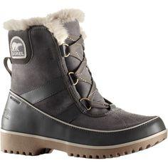 Sorel Women's Tivoli II 100g Waterproof Winter Boots, Size: 7.5, Gray