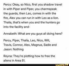 Percy Jackson Head Canon, Percy Jackson Quotes, Percy Jackson Books, Percy Jackson Fandom, Piper Percy Jackson, Percy Jackson Crossover, Solangelo, Percabeth, Percy Jackson Characters