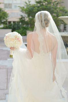 Pretty Coral Gables Wedding From Lara Rios Photography: http://www.modwedding.com/2014/10/13/pretty-coral-gables-wedding-lara-rios-photography/ #wedding #weddings #wedding_dress