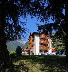 Hotel Zurigo lago di Molveno Dolomiti di Brenta Trentino