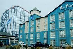 Big Blue Hotel, Blackpool #travelinspiration