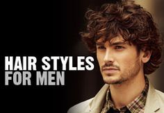 Men's Hair Styles and Cuts by Redken For Men