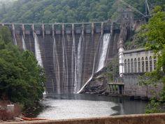 Fontanta Dam