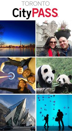 Official Toronto CityPASS® | Visit 5 Toronto Attractions for US$55.99