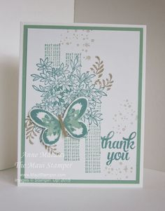 Maui Stamper Awesomely Artistic RemARKable In Color Blog Tour  Stampin' Up!