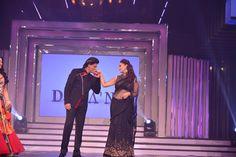 Madhuri and Shah Rukh Khan!