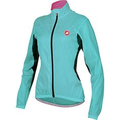 Castelli Velo Jacket  Womens Pastel Blue XSmall *** Check this awesome product by going to the link at the image.(This is an Amazon affiliate link)