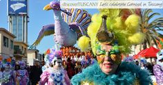 Best Carnival Events and Floats in Tuscany 2014