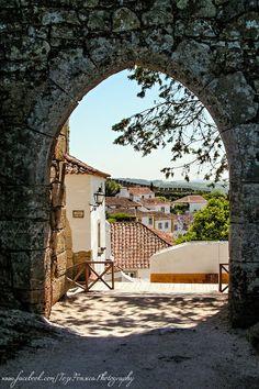 Óbidos , Portugal