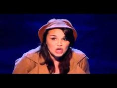 """Samantha Barks singing """"On My Own"""" from Les Miserables in the 2010-2011 London production <3"""
