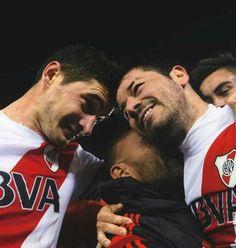 Lucas Alario y Rodrigo Mora - River 2 vs Guaraní 0 (Copa Libertadores 2015)