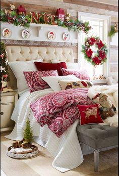 Perfect Xmas Bedroom