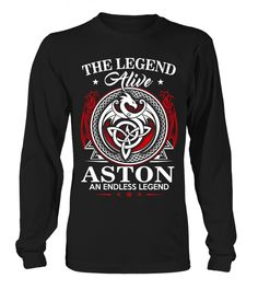 # ASTON .  ASTON