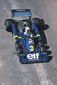 Tyrrell P34 | Jody Scheckter