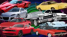 AUTOMOTIVE HISTORY | Super Car Road Trip