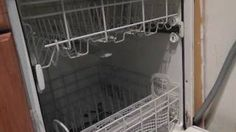 Repair Whirlpool Quiet Partner I Dishwasher For Cleaner Dishes - Maintenance Clean Fix Troubleshoot, via YouTube.