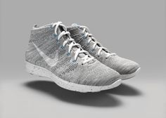 newest f5de8 00089 The Nike HTM Flyknit Chukka will be available starting in February at  select retailers around the world including Nike Stadium Milan, Nike Stadium  Paris and ...