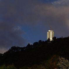 Hotel Humboldt, Caracas. Venezuela.