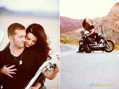 Perfect engagement photo