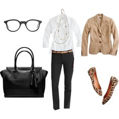 Loving blazers right now... And the different ways to make them look cute :-)